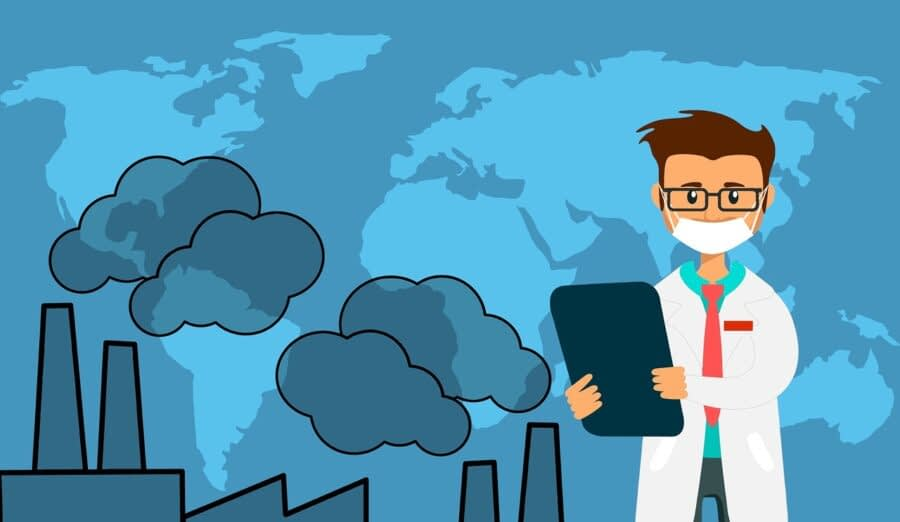 air pollution, global warming,