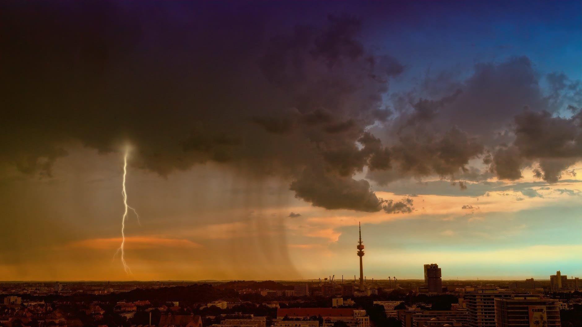 thunderstorms in arizona