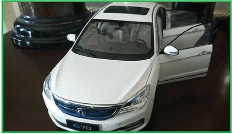 NASR E70  electric vehicles