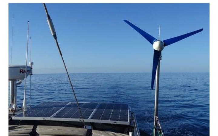 marine Wind turbine