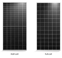 Half Cell module technology