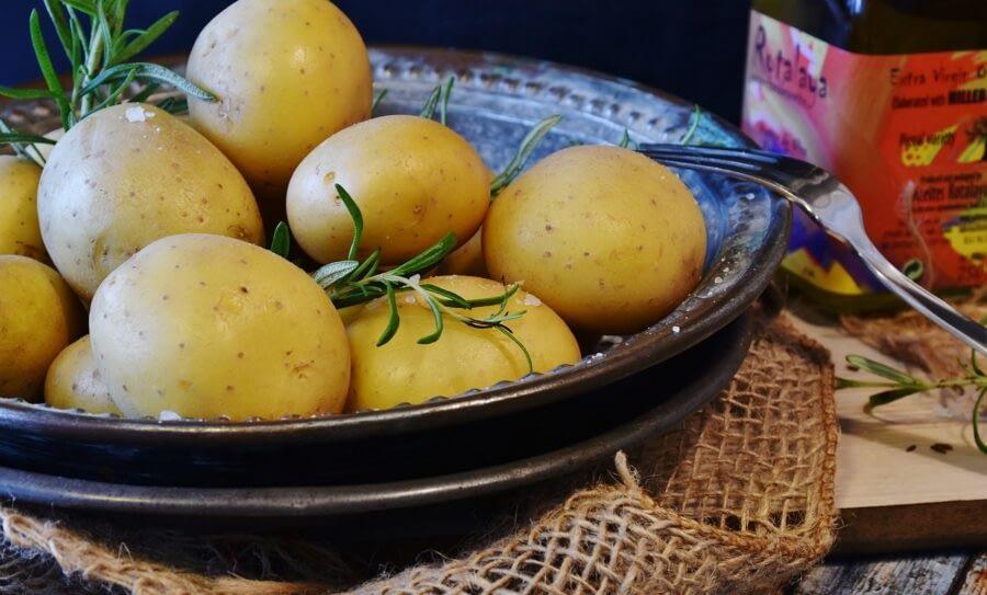 potatoes, vegetables, potato
